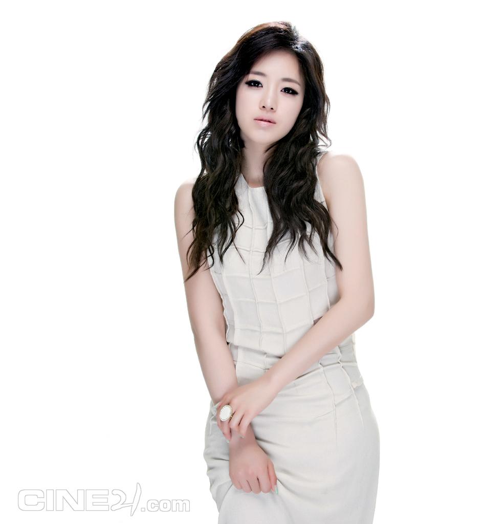 I Miss Eunjung With Long Hair