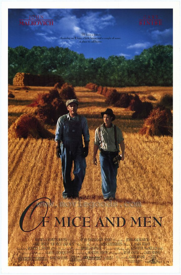 ���� ��� of mice and men